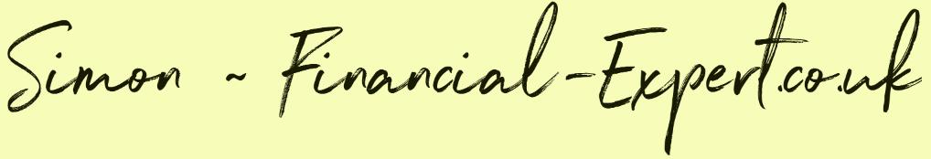 Simon - Personal Finance Expert