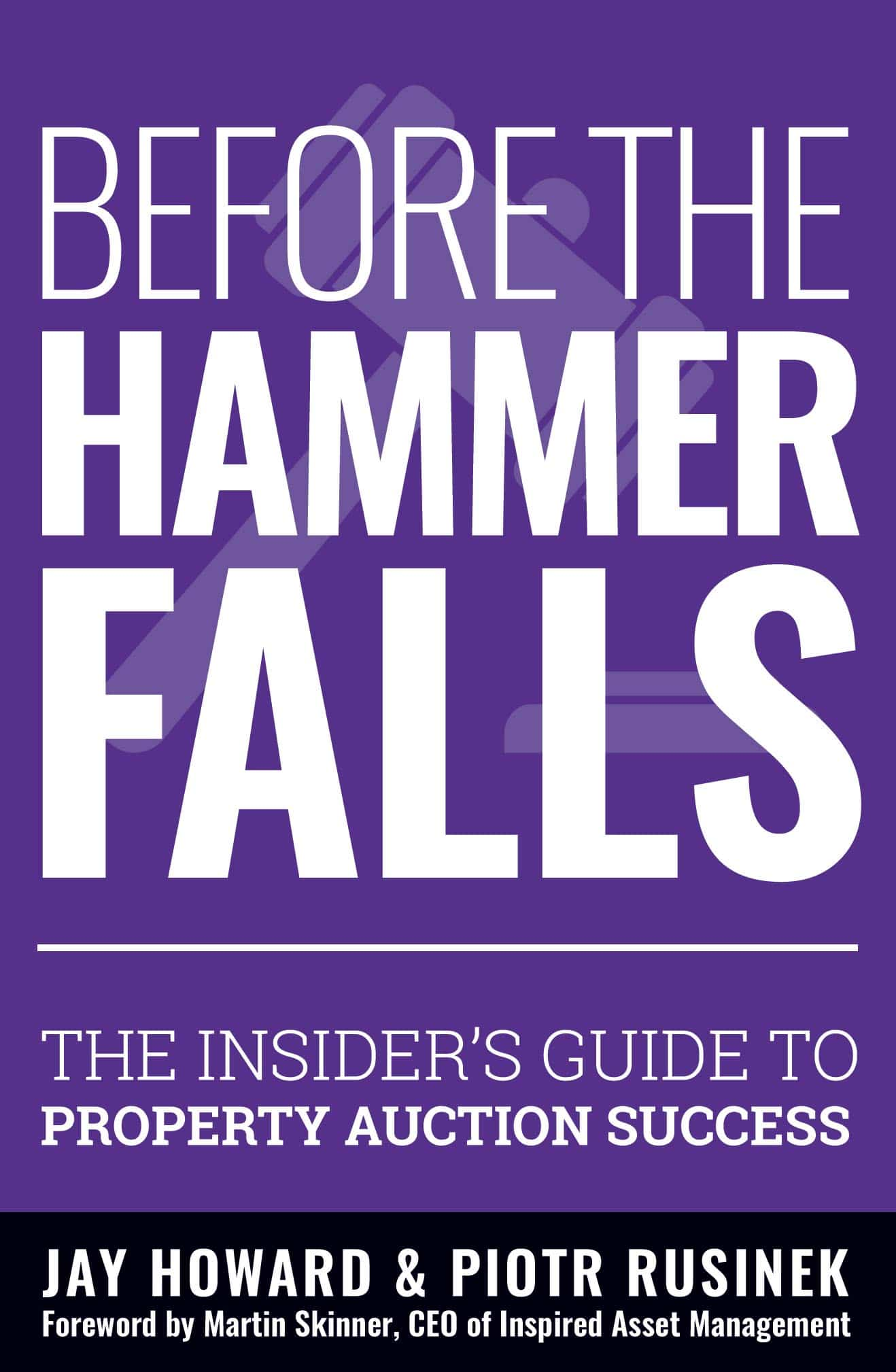 Before the Hammer Falls