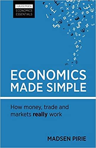 Economics book made simple