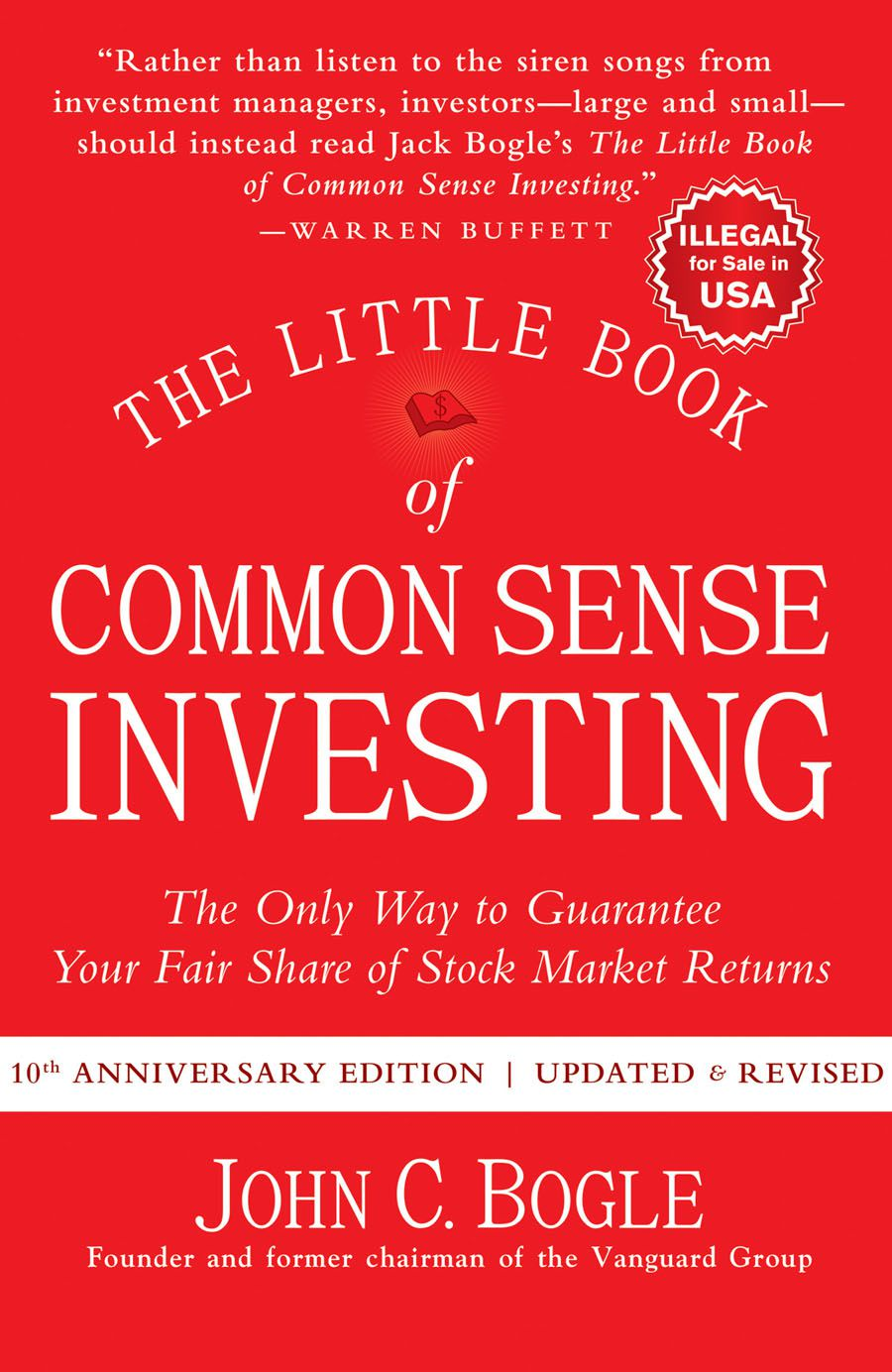 Best investing book: Common Sense Investing