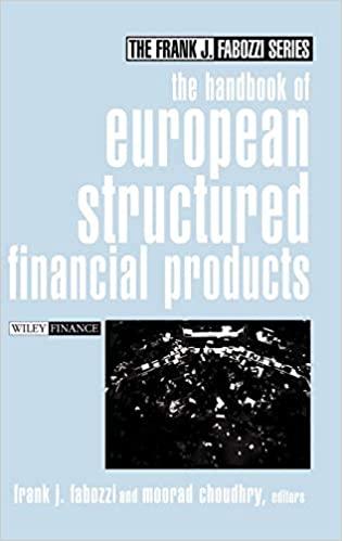 Handbook of European Structured Products