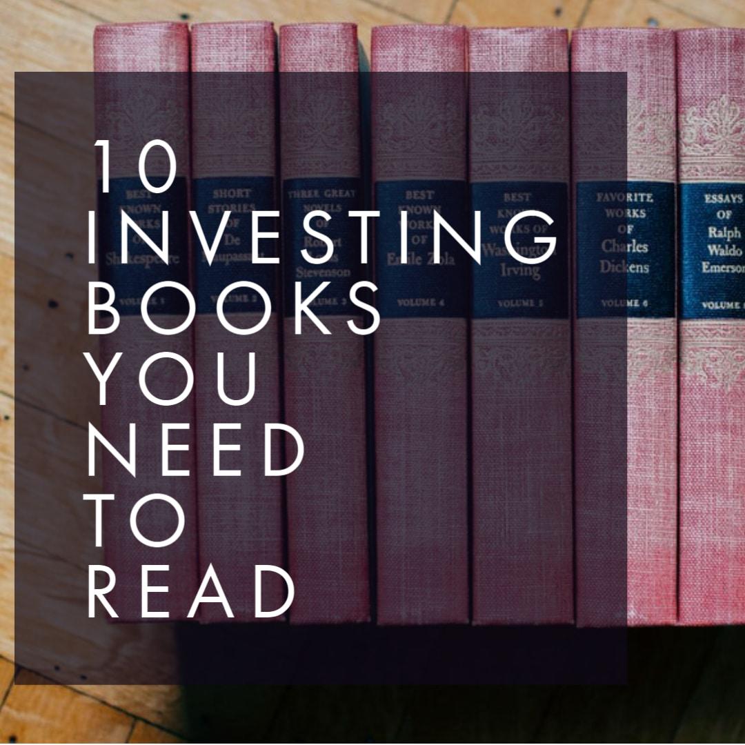 Investing books