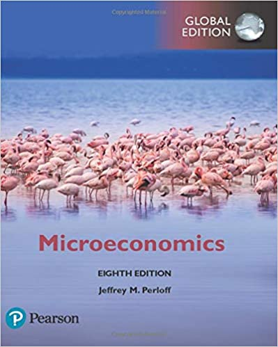Microeconomics Jeffrey