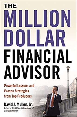 The million dollar financial adviser book