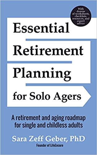 Retirement planning solo