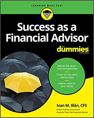 Success as a financial adviser