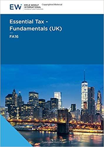 Tax Essentials: Fundamentals
