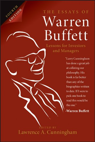 The Essays of Warren Buffet Book