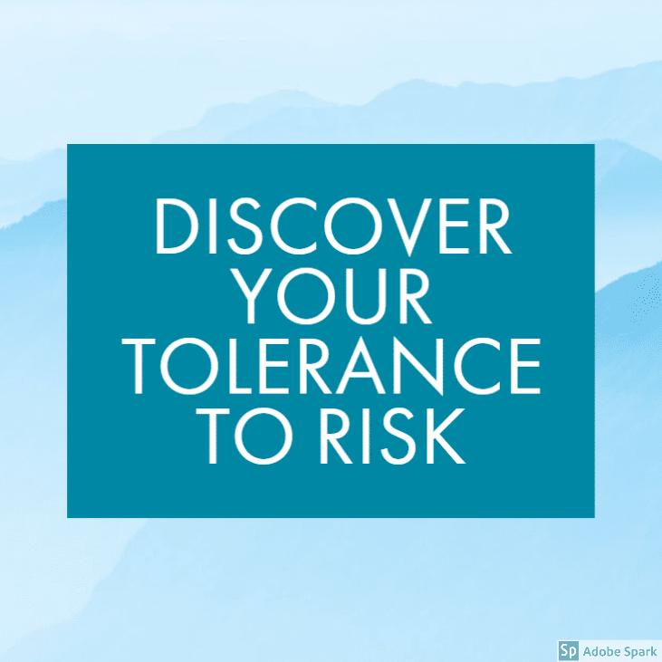 Risk appetite questionnaire