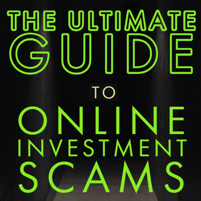 Guide to online investment scams