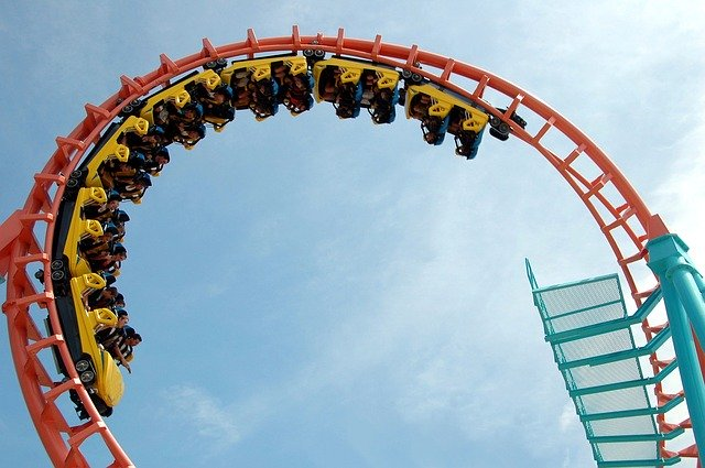 Beginners investing in commodities may find that the market is like a rollercoaster