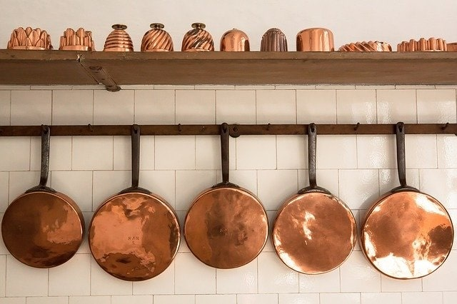 Copper and other precious and industrial metal commodities