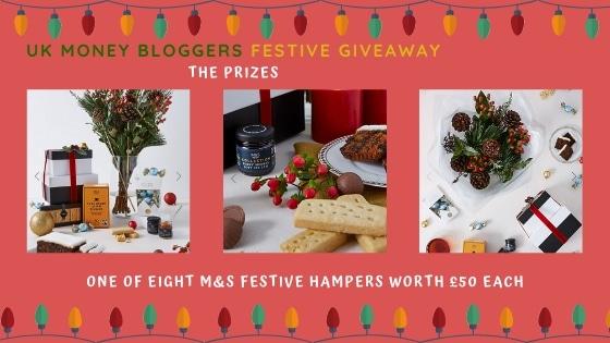 M&S Hamper Prizes