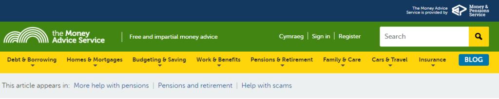 Free Advice - Money Advice Service