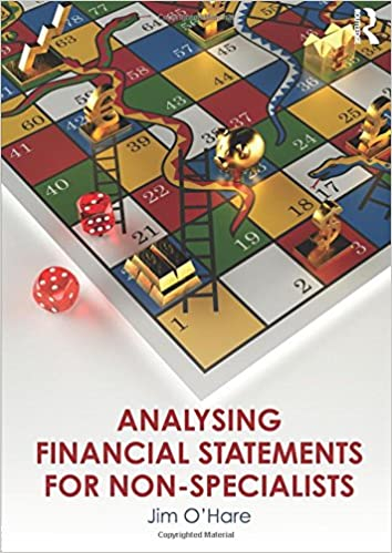Analyse financial report non specialists